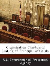 Organization Charts And Listing Of Principal Officials