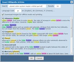 Wikipedia Builder Mind Mapping With Inforapid Knowledgebase Builder 2015