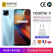 Global Version Realme 7i 7 I 4GB 64GB ...