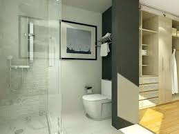 Bathroom And Walk In Closet Designs Awesome Decorating