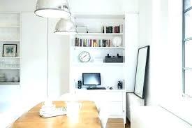 hideaway home office. Hidden Home Office Computer Desk Hideaway Workstation  Baumhaus Mobel Solid Oak