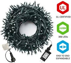 Christmas Light Source Online Coupon Mzd8391 105ft 300leds Christmas Lights Outdoor Indoor String Lights 8 Modes Memory Function Warm White For Christmas Tree Party Decoration 100 Ul