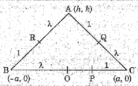 P Q R Divided The Sides160 Of The Triangles Abc160 1 The Same Ra
