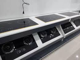 bếp điện từ âm đôi sang trọng tiết kiệm điện model bt04-bếp từ đôi - Bếp