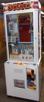 Stacker Vending Machine Inspiration STACKER Merchandiser Redemption Arcade Machine Game For Sale By LAI