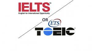 IELTS và TOEIC khác nhau như thế nào?