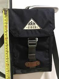 Eiger merupakan perusahaan manufaktur dan retail peralatan petualangan alam terbuka yang terbesar di indonesia. Eiger Sling Travel Bag Pouch Men S Fashion Bags Wallets Others On Carousell