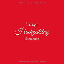 Unser Hochzeitstag Gästebuch Gästebuch Zum Hochzeitstag
