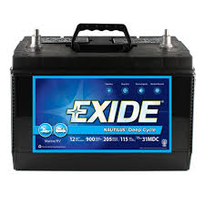 Deep Cycle Marine Battery Group Size Chart Nautilus 31 Deep Cycle Marine Battery