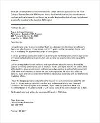 Sample Cover Letter For Admission In University