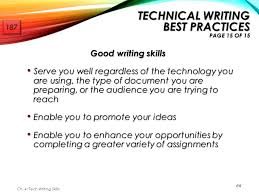 chapter technical writing skills for support professionals  technical writing best practices page 15 of 15