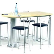 Impressionnant Tables Hautes De Bar Table De Cuisine Bar Haute But