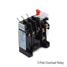 Overload Chart 3 Pole Overload Relay