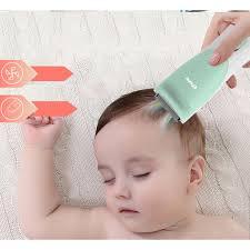 Tông đơ cắt tóc Enssu cho em bé không dây giá cạnh tranh