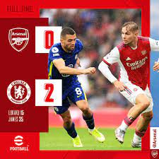 Arsenal - It ends in defeat at Emirates ...