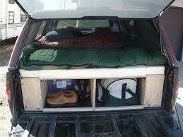 picture of convert your truck into a camper