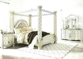Wood Canopy Beds Full Size Of Bedroom Black Bed Frame Queen With ...