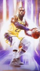Lebron james los angeles lakers poster print, sports art, basketball print, kids room decor, man cav. Lebron James Lakers Wallpaper 2020 1080x1920 Download Hd Wallpaper Wallpapertip