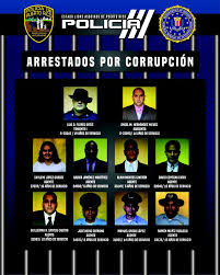 Image result for FBI arresta agentes de la Policía por corrupción