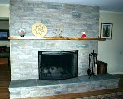 white painted stone fireplace painted stone fireplace stone fireplace makeover painted stone fireplace makeover stacked stone