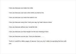 Short Love Letter 10 Love Letter To My Husband Doc Pdf Free Premium Templates