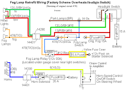 wiring diagram for 1987 mustang gt ford mustang forum click image for larger version mustanglights horn gif views 17425 size