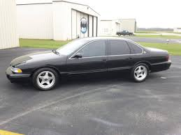 1995 Chevrolet Impala SS related infomation,specifications - WeiLi ...