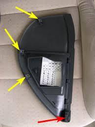 vwvortex com diy removing interior parts ii (dash trim, brake Interior Fuse Box Cover Lower thread diy removing interior parts ii (dash trim, brake light switch, radio, cupholder, radio hvac cage) Electrical Fuse Box