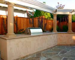 Outdoor Bbq Kitchen Outdoor Kitchen Design Susanfriedmanlandscapecom