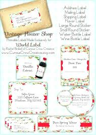 Wedding Favor Tags Template Free With Love Luggage Tag Printable ...