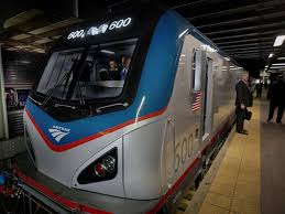 Amtrak Trains Resume Service Into New York After Power Problems