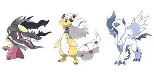 Absol Evolution Chart Oshawott Evolution Chart Google Search Pokemon Pokemon