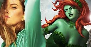 Elvis' Granddaughter Wants to Play Poison Ivy in Gotham City Sirens
