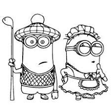 Top 35 Despicable Me 2 Coloring Pages For Your Naughty Kids Baby