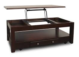 Dual Lift Top Coffee Table Coffee Table With Drawers Round Extendable Dining Table Side