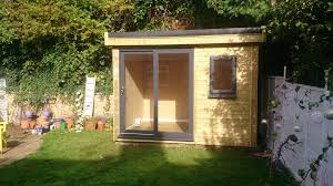 office garden pod. 3.0m X 2.4m £5,500.00 Garden Office Or Pod Office Garden Pod