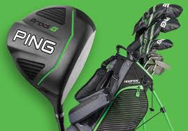 Ping Juniors Clubs