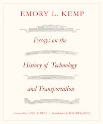 essays on the history of transportation and technology cover of book