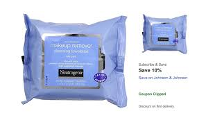 neutrogena makeup remover towelettes only 3 47 shipped the krazy coupon lady