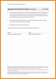 sample agreement letters sample agreement letter for buying a car fresh 5 car repair car