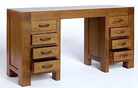 wood desk with drawers solid wood office desks dark wood desk with drawers solid office desks