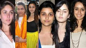 how bollywood actresses looks without makeup and you need to see it now