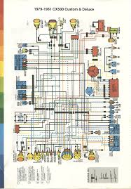 honda gl wiring diagram honda wiring diagrams