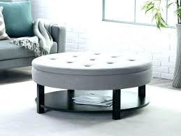 ottoman coffee table round teal ottoman coffee table medium size of coffee white ottoman coffee table