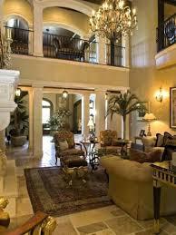 Tuscan Inspired Living Room Custom Inspiration