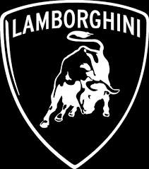 lamborghini logo black and white. Contemporary And Download Image 400 X 454 Drawn Lamborghini Logo  With Lamborghini Logo Black And White