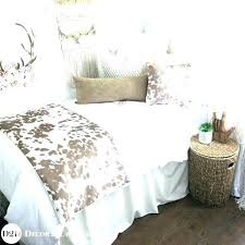 modern white bedding farmhouse modern black and white crib bedding