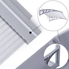polycarbonate canopy awnings pc window and door canopy diy awning pc aw01