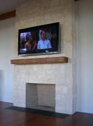 mount flat screen over fireplace for inspiring mounting above gas tv