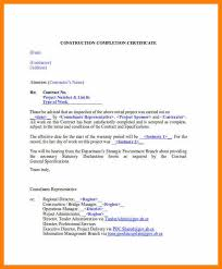 8 Contractor Warranty Letter Hr Cover Letter